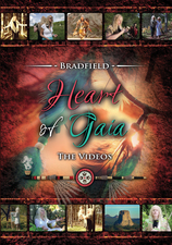 Vente  Heart of Gaia The Videos  - Bradfield