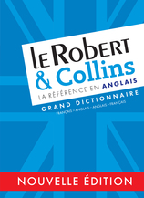 Vente  Dictionnaire - Le Robert et Collins - Grand dictionnaire