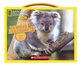 Vente  La boîte à lecture 3  - National Geographic Kids