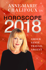 Vente  Horoscope 2018  - Anne-Marie Chalifoux