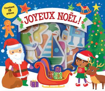Livre casse-tête Joyeux Noël ! - Québec loisirs