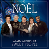 Vente  Noël  - Alain Morisod & Sweet People