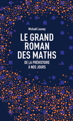 Vente  Le grand roman des maths  - Mickaël Launay