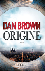 Vente  Origine  - Dan Brown