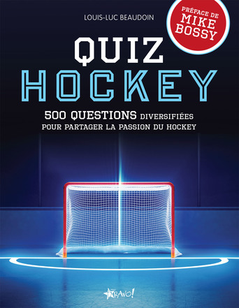 Vente  Quiz Hockey  - Louis-Luc Beaudoin