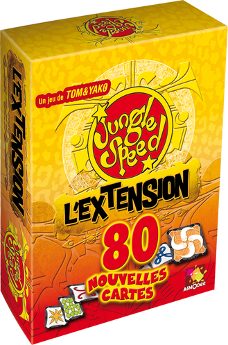 Vente  Jungle Speed l'extension  - FoxMind