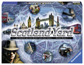 Vente  Scotland Yard  - RAVENSBURGER