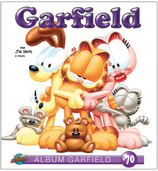 Vente  Garfield No 70  - Jim Davis