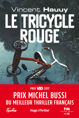 Vente  Le tricycle rouge  - Vincent Hauuy