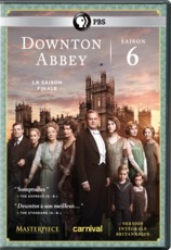 Vente  Downton Abbey Saison 6
