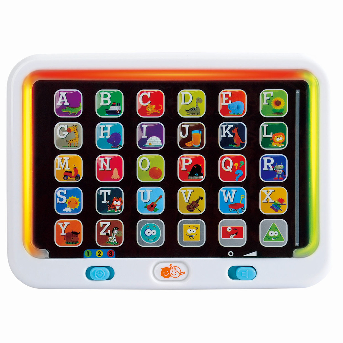 Tablette d'apprentissage bilingue