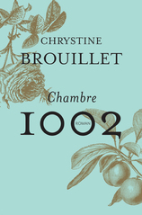 Vente  Chambre 1002  - Chrystine Brouillet