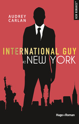 Vente  International Guy tome 2 - New York  - Audrey Carlan