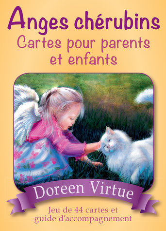 Vente  Anges chérubins  - Doreen Virtue