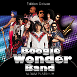 Vente  Album platinium  - Boogie Wonder Band
