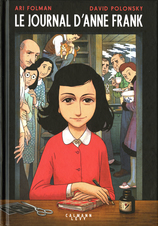 Vente  Le journal d'Anne Frank  - Ari Folman / David Polonsky