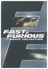 Vente  Fast & Furious coffret 7 films