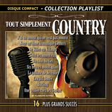 Vente  Tout simplement country - Collection Playlist  - Generation Vip