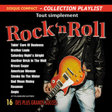 Vente  Tout simplement Rock'n Roll - Collection Playlist  - Generation Vip