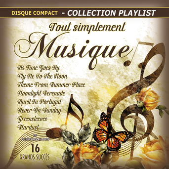 Vente  Tout simplement musique - Collection Playlist  - Instrumental
