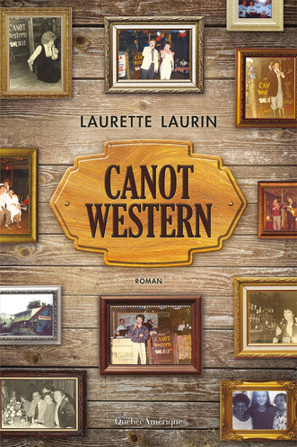 Vente  Canot Western  - Laurette Laurin