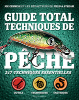 Vente  Guide total techniques de pêche  - Joe Cermele