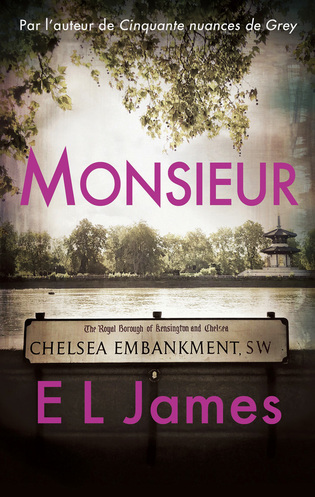 Vente  Monsieur  - E.L. James