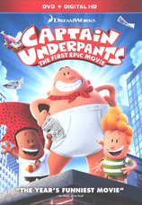 Vente  Les aventures du capitaine Bobette, le film  - Captain Underpants: The First Epic Movie
