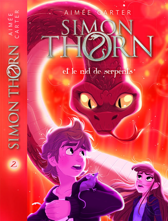 Vente  Simon Thorn - Tome 2 : Simon Thorn et le nid de serpents  - Aimée Carter