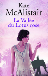 Vente  La vallée du lotus rose  - Kate McAlistair