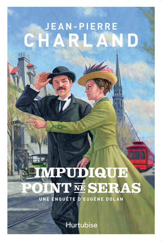 Vente                                 Impudique point ne seras                                  - Jean-Pierre Charland