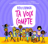 Vente  Ta voix compte  - Peter H. Reynolds