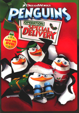 Vente  Penguins : Operation special Delivery (VF)