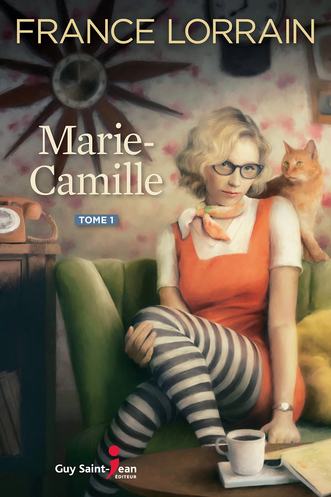 Vente  Marie-Camille tome 1  - France Lorrain