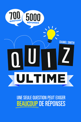 Vente  Quiz ultime  - Daniel Smith