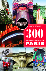 Vente  300 raisons d'aimer Paris  - Judith Ritchie