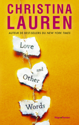 Vente  Love and other words  - Christina Lauren