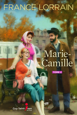 Vente  Marie-Camille tome 2  - France Lorrain
