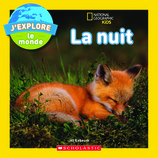 Vente  La nuit / La bébés animaux  - National Geographic Kids