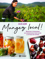 Vente  Mangez local  !  - Julie Aubé