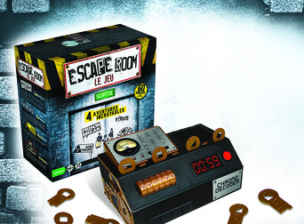 Vente  Escape room le jeu
