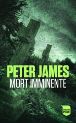 Vente Livre : Mort imminente  - Peter James - François BARANGER