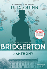 Vente  La chronique des Bridgerton - Anthony - Tome 2  - Julia Quinn