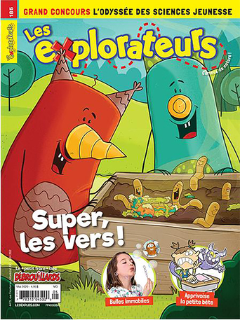 Vente  LES EXPLORATEURS EXTRA