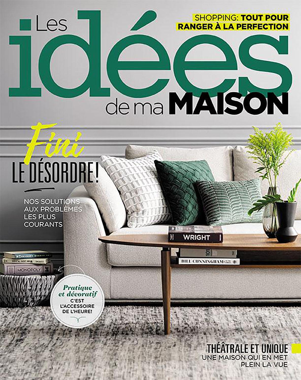 LES IDÉES DE MA MAISON   Québec loisirs