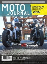 Vente  MOTO JOURNAL