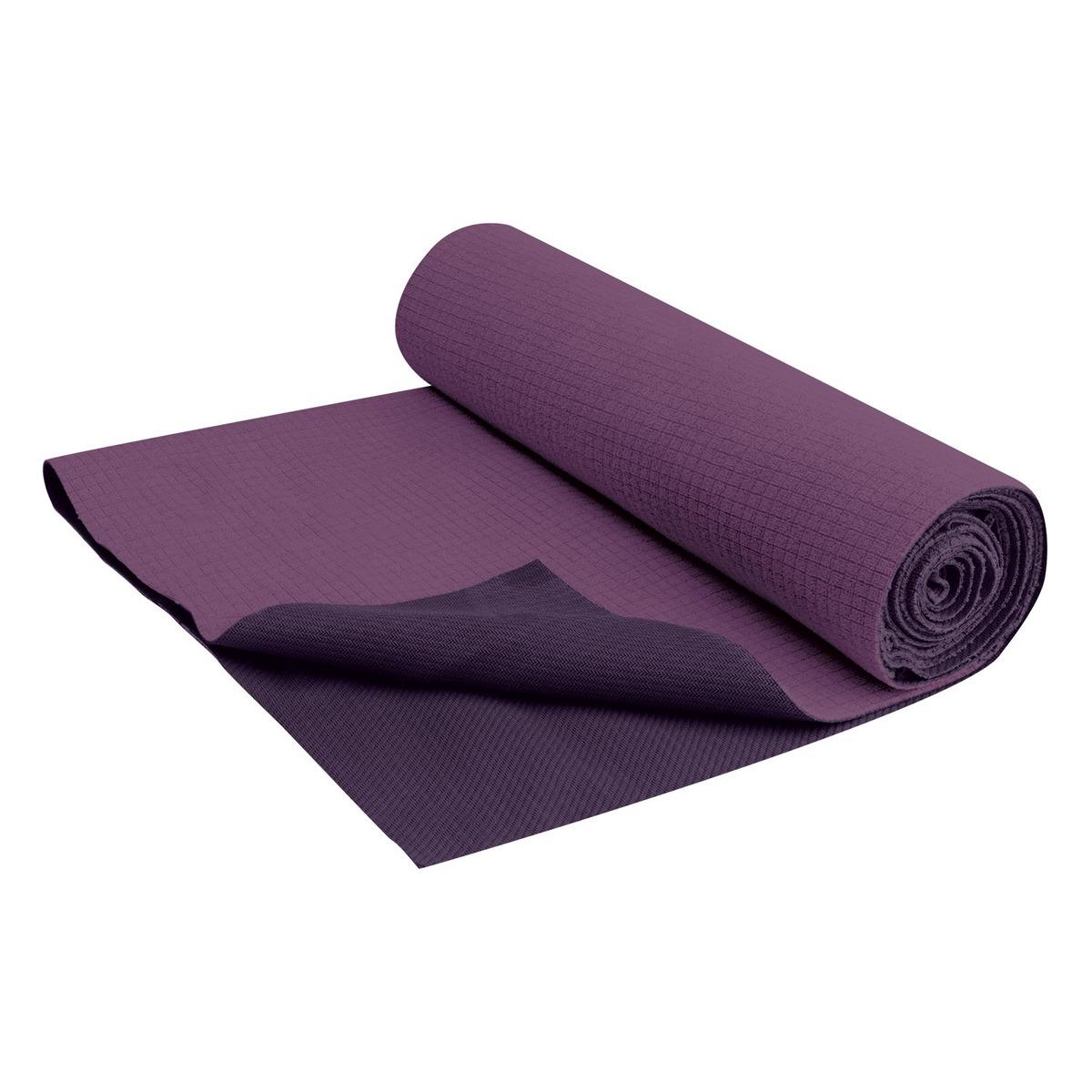 Tapis De Voyage Pour Yoga Mauve