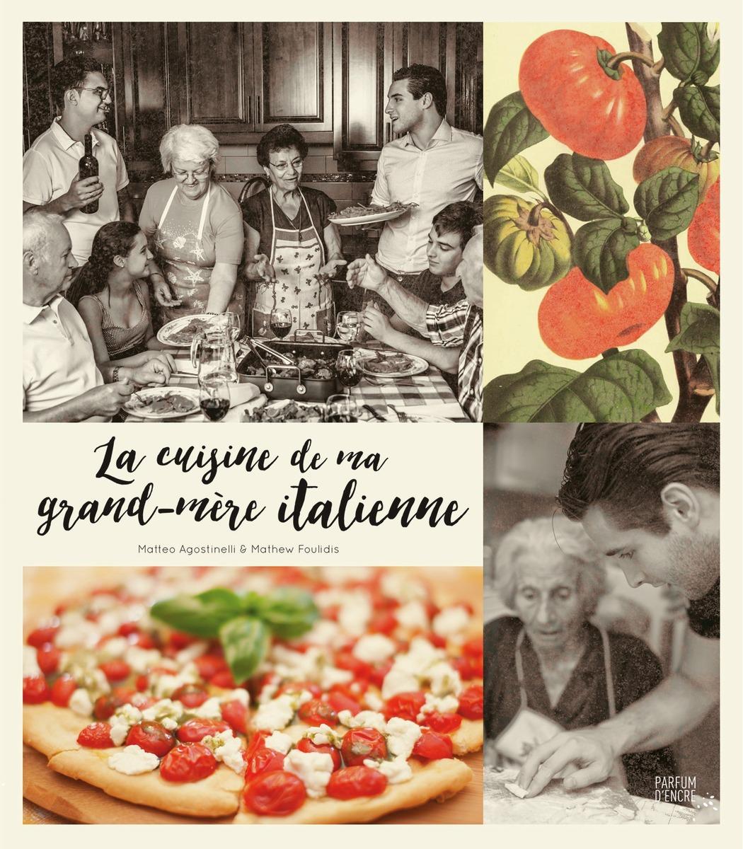 La cuisine de ma grand mère italienne   Québec loisirs