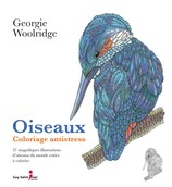 Vente  Oiseaux - Coloriage antistress  - Georgie Woolridge