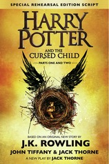 Vente  Harry Potter and the cursed child  - J.K. Rowling, John Tiffany et Jack Thorne